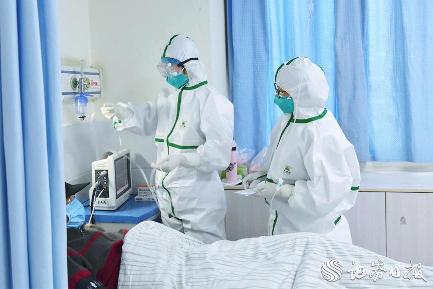 """宝石花医疗集团:旗下逾万名医护人员坚守岗位共同抗""""疫"""""""